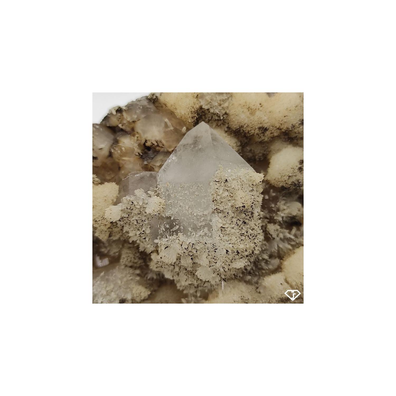 Quartz, Calcite & Blende
