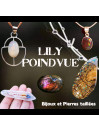 Lily poindvue - bijoux et pierres taillées